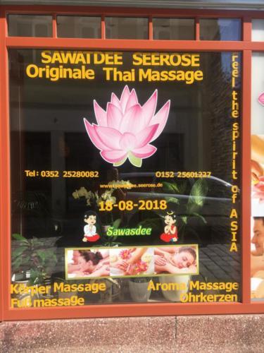 Thaimassage Seerose Großenhain